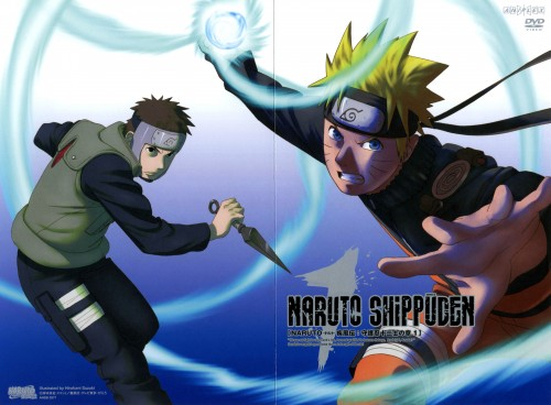 Studio Pierrot, Naruto, Naruto Uzumaki, Yamato