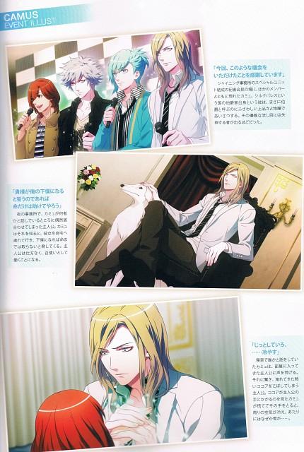 Chinatsu Kurahana, A-1 Pictures, Broccoli, Uta no Prince-sama, Ai Mikaze