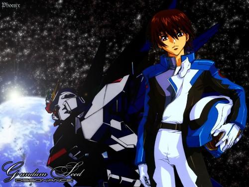 Sunrise (Studio), Mobile Suit Gundam SEED, Kira Yamato Wallpaper