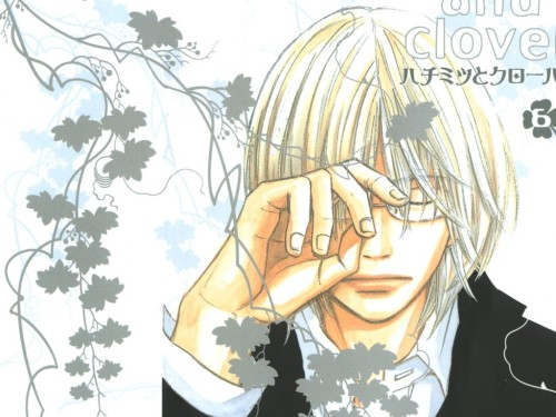 Chika Umino, J.C. Staff, Honey and Clover, Takumi Nomiya Wallpaper