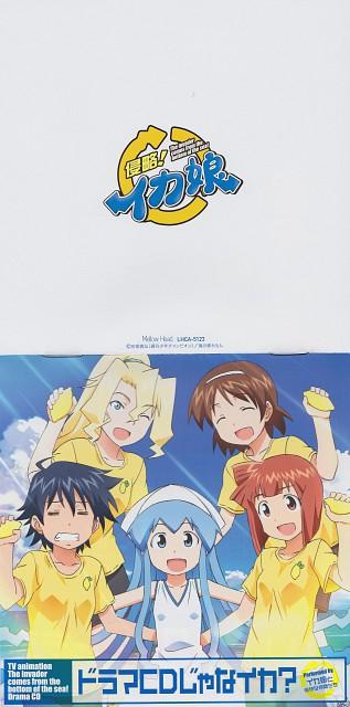 Masahiro Anbe, Shinryaku! Ika Musume, Cindy Campbell, Eiko Aizawa, Sanae Nagatsuki