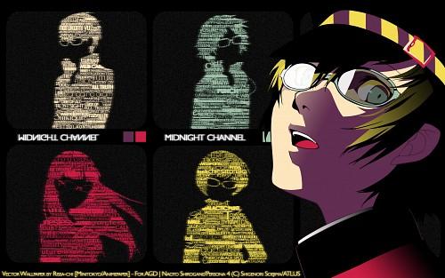 Shigenori Soejima, Anime International Company, Atlus, Shin Megami Tensei: Persona 4, Naoto Shirogane Wallpaper