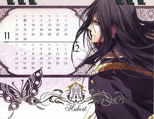 Kagerou Usuba, Idea Factory, Reine des Fleurs, Hubert (Reine Des Fleurs), Calendar