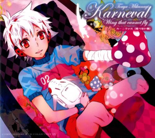 Touya Mikanagi, Karneval, Nai, Album Cover