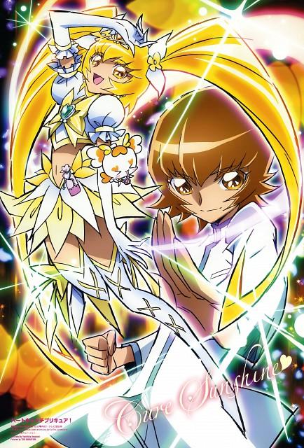 Toei Animation, HeartCatch Precure!, Itsuki Myoudouin, Cure Sunshine, Potpourri