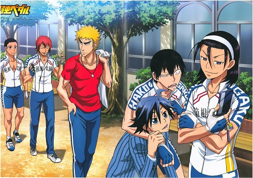 Wataru Watanabe, TMS Entertainment, Yowamushi Pedal, Juichi Fukutomi, Touichirou Izumida