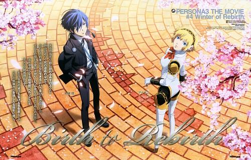 Shigenori Soejima, Atlus, Shin Megami Tensei: Persona 3, Aegis, Minato Arisato