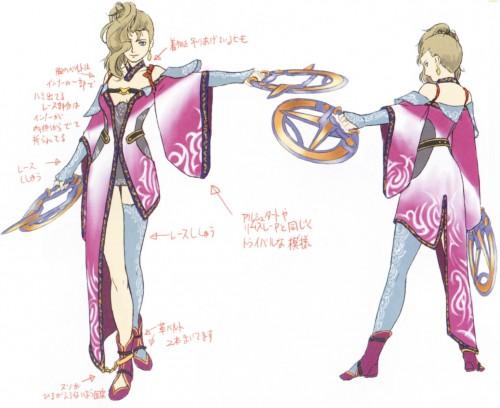 Konami, Art of Suikoden 5, Suikoden V, Sialeeds