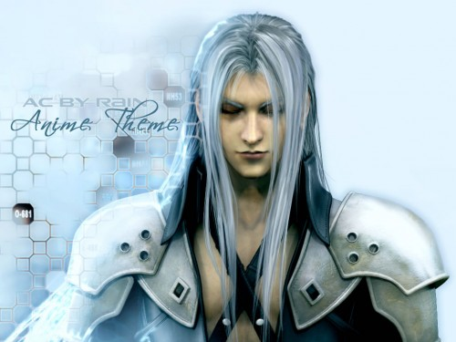 Square Enix, Final Fantasy VII: Advent Children, Sephiroth, Comic Market 77 Wallpaper