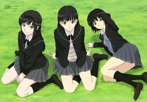 Kisai Takayama, Anime International Company, Amagami, Ai Nanasaki, Tsukasa Ayatsuji
