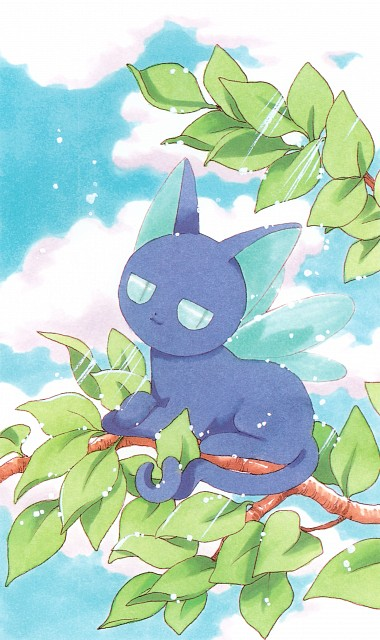 CLAMP, Madhouse, Cardcaptor Sakura, Cardcaptor Sakura Illustrations Collection 2, Spinel Sun