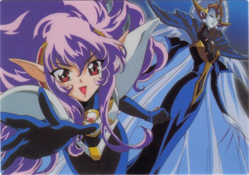 CLAMP, Magic Knight Rayearth, Debonair, Nova