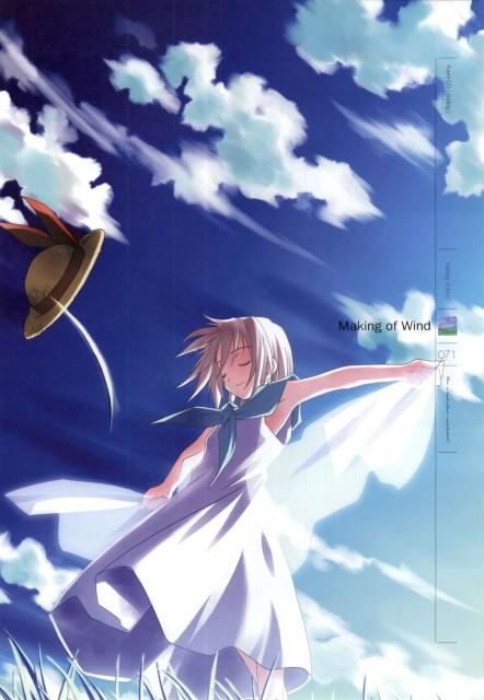 minori (Studio), Radix, Wind: A Breath of Heart, Hikari Tsukishiro