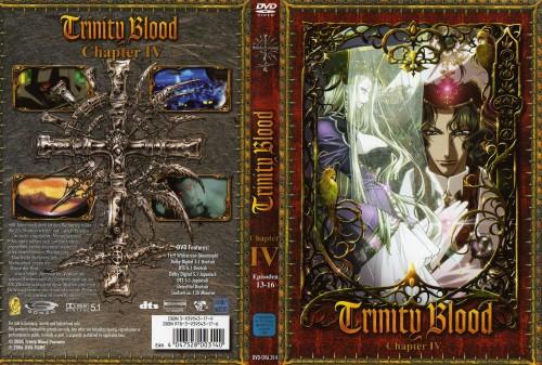 Atsuko Nakajima, Gonzo, Trinity Blood, Mirka Fortuna, Suleyman