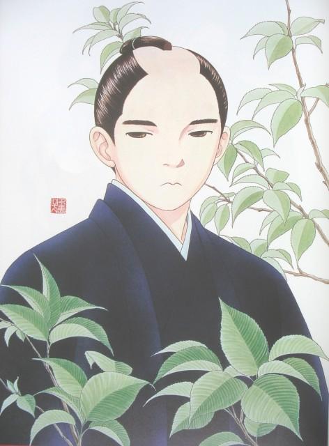 Taeko Watanabe, Kaze Hikaru, Hajime Saitou (Kaze Hikaru)