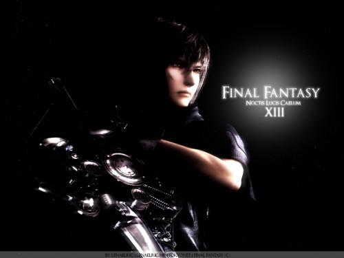 Square Enix, Final Fantasy XIII, Final Fantasy XV, Noctis Lucis Caelum Wallpaper