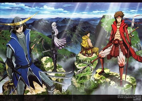 Makoto Tsuchibayashi, Production I.G, Capcom, Sengoku Basara, Ieyasu Tokugawa (Sengoku Basara)