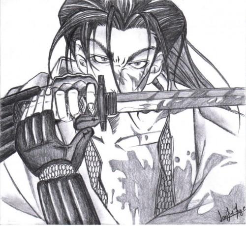 Peacemaker Kurogane, Toshizou Hijikata (Peacemaker Kurogane), Member Art