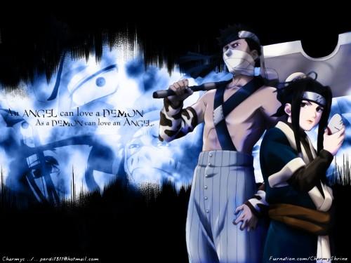 Masashi Kishimoto, Studio Pierrot, Naruto, Haku , Momochi Zabuza Wallpaper