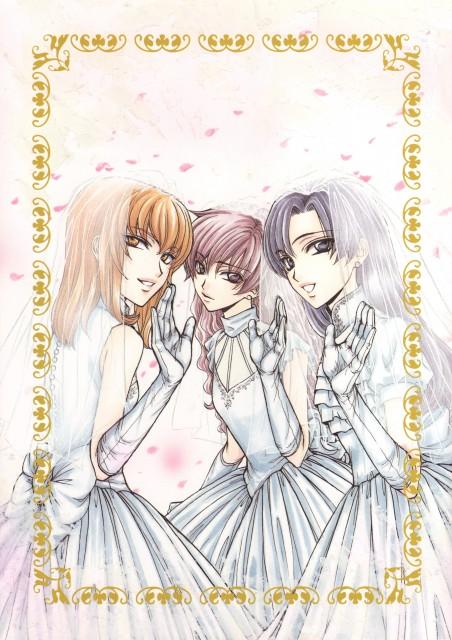 Tsuda Mikiyo, Studio DEEN, Princess Princess, Princess Princess Premium, Toru Kouno