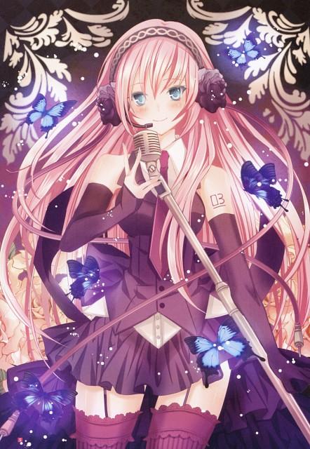 Fuuten Nozomi, CV03 Megurine Luka, Vocaloid, Luka Megurine