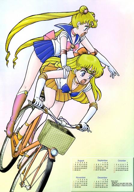 Hikaru Yuzuki, Bishoujo Senshi Sailor Moon, Infinity, Sailor Venus, Sailor Moon
