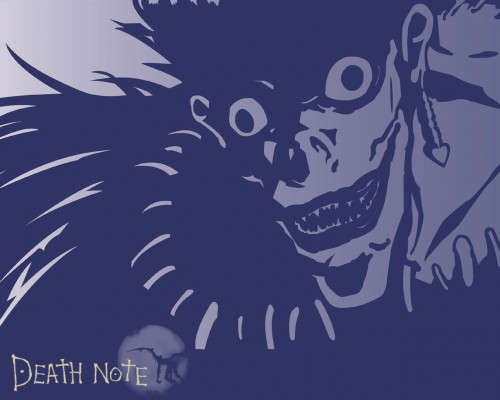 Takeshi Obata, Madhouse, Death Note, Ryuk Wallpaper