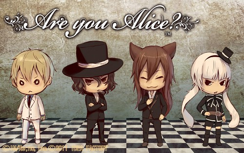 Idea Factory, Are You Alice, Alice (Are You Alice), Cheshire Cat (Are You Alice), Mad Hatter (Are You Alice)