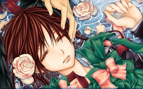 Matsuri Hino, Studio DEEN, Vampire Knight, Yuuki Cross, Vector Art Wallpaper