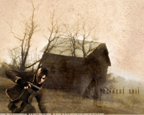 Capcom, Resident Evil 4, Leon S. Kennedy Wallpaper