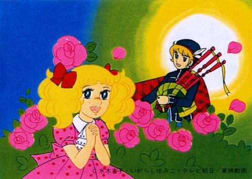 Yumiko Igarashi, Toei Animation, Candy Candy, Anthony Brown, Candice White Ardlay