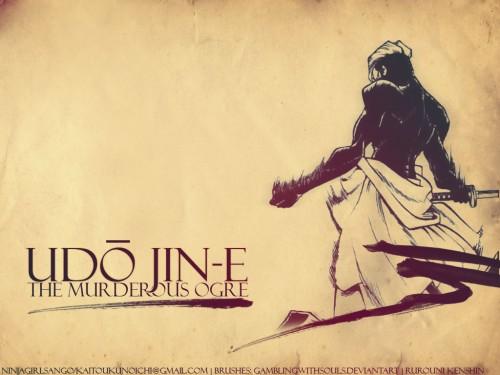 Nobuhiro Watsuki, Rurouni Kenshin, Udo Jin-e Wallpaper