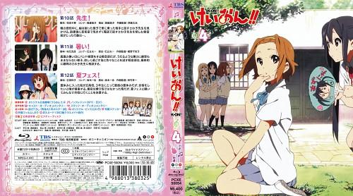 Kakifly, Kyoto Animation, K-On!, Azusa Nakano, Ritsu Tainaka