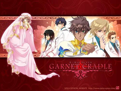 Carnelian, Spica (Studio), Garnet Cradle, Kiichirou Sakurazawa, Touya Teshigawara