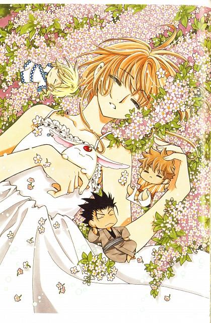 CLAMP, Tsubasa Reservoir Chronicle, Fay D. Flourite, Syaoran Li, Sakura Kinomoto