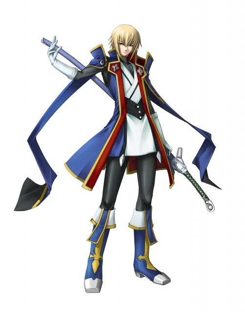 Blazblue Material Setting Collection, Blazblue, Jin Kisaragi