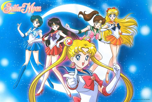 Marco Albiero, Bishoujo Senshi Sailor Moon, Sailor Mars, Sailor Venus, Sailor Moon