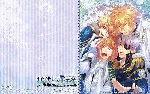 miko (Mangaka), Idea Factory, Beast Master and Prince, Alfred (Beast Master and Prince), Lucia (Beast Master and Prince)