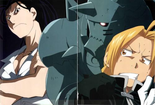 Hiromu Arakawa, BONES, Fullmetal Alchemist, Izumi Curtis, Alphonse Elric