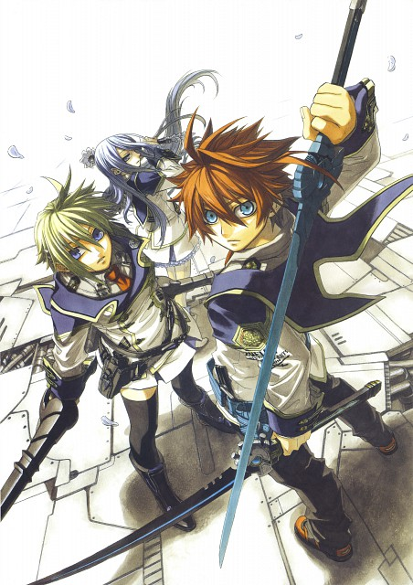 Miyuu, Zexcs, Chrome Shelled Regios, Felli Loss, Nina Antalk