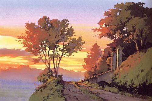 Kazuo Oga, Studio Ghibli, My Neighbor Totoro