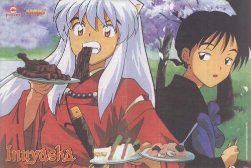 Rumiko Takahashi, Inuyasha, Miroku, Inuyasha (Character)