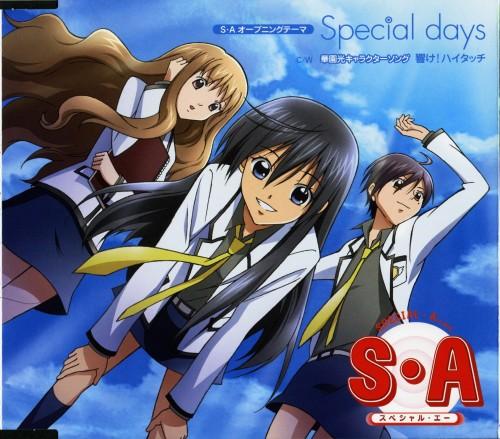 Gonzo, Anime International Company, Special A, Hikari Hanazono, Megumi Yamamoto
