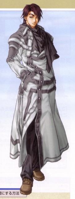 Fumi Ishikawa, Konami, Suikoden III, Albert Silverberg