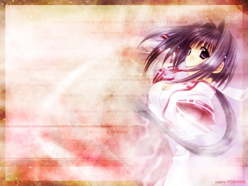Aoi Nanase, Report of Nature Spirits, Miri (Report of Nature Spirits) Wallpaper