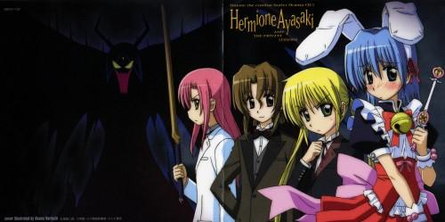 Hayate the Combat Butler, Maria (Hayate the Combat Butler), Hinagiku Katsura, Hayate Ayasaki, Nagi Sanzenin