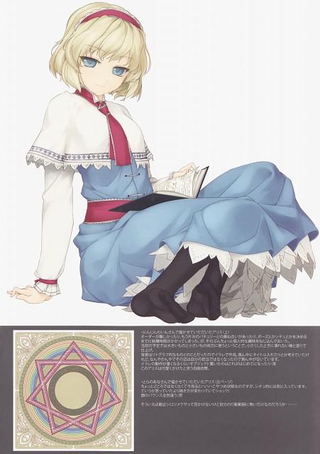 Tomoe Rokuwata, LINEA ORO, Touhou, Alice Margatroid, Comic Market 82