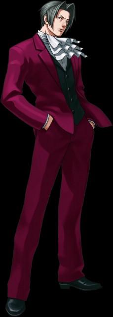 Ace Attorney, Miles Edgeworth