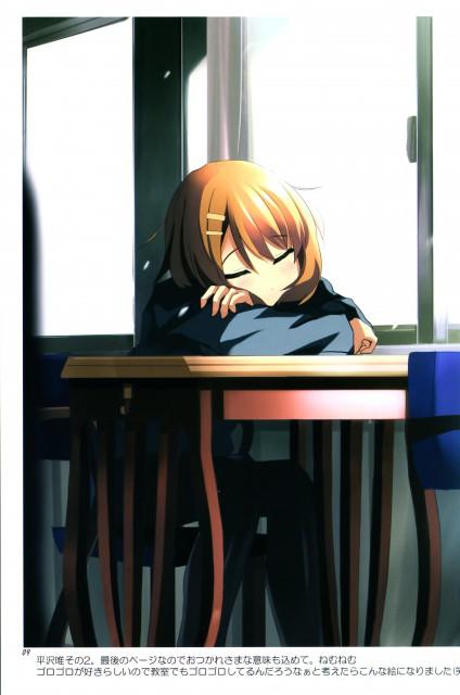 Shino (茨乃), Kakifly, Kyoto Animation, K-On!, Yui Hirasawa