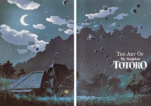 Hayao Miyazaki, Studio Ghibli, My Neighbor Totoro, The Art of My Neighbor Totoro, Susuwatari